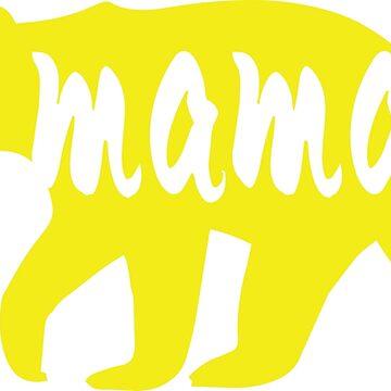 Mother Bear Y by felicicilife