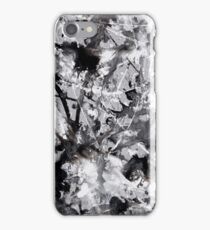 Abstract expressionism pattern 3 iPhone Case/Skin