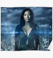 Gotham Tabitha Galavan Skyline Design Poster