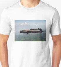 Lancasters AJ-G and AJ-N carrying Upkeeps T-Shirt