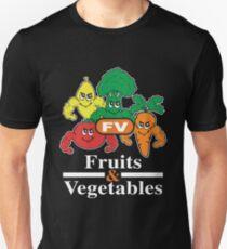 Fruits and Vegetables T-Shirts Renato Laranja Slim Fit T-Shirt