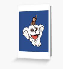 Falkor the Luckdragon Greeting Card