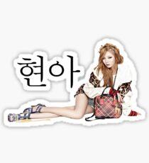 Hyuna2 Sticker