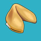 Fortune Cookie by William Fehr