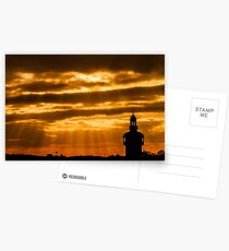 Carillon Sunset Postcards