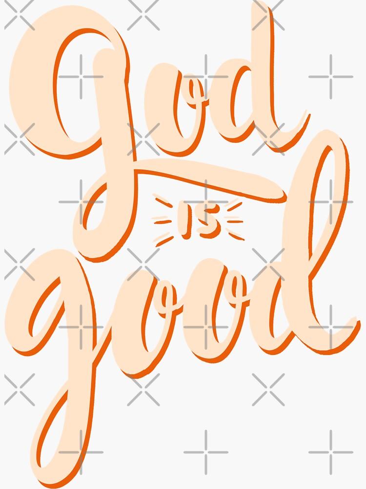 Dios es bueno de WordsFromHeaven