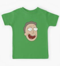 Rick and Morty – Jerry Fan Kids Tee