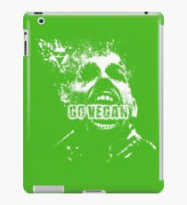 #GoVegan iPad Case/Skin