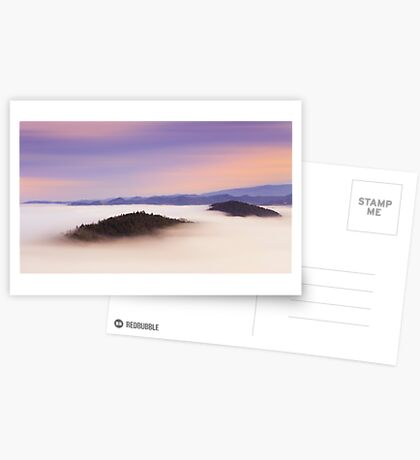 Natural mystic Greeting Card