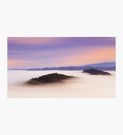 Natural mystic Photographic Print
