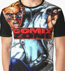 Comix Zone (Genesis) Graphic T-Shirt