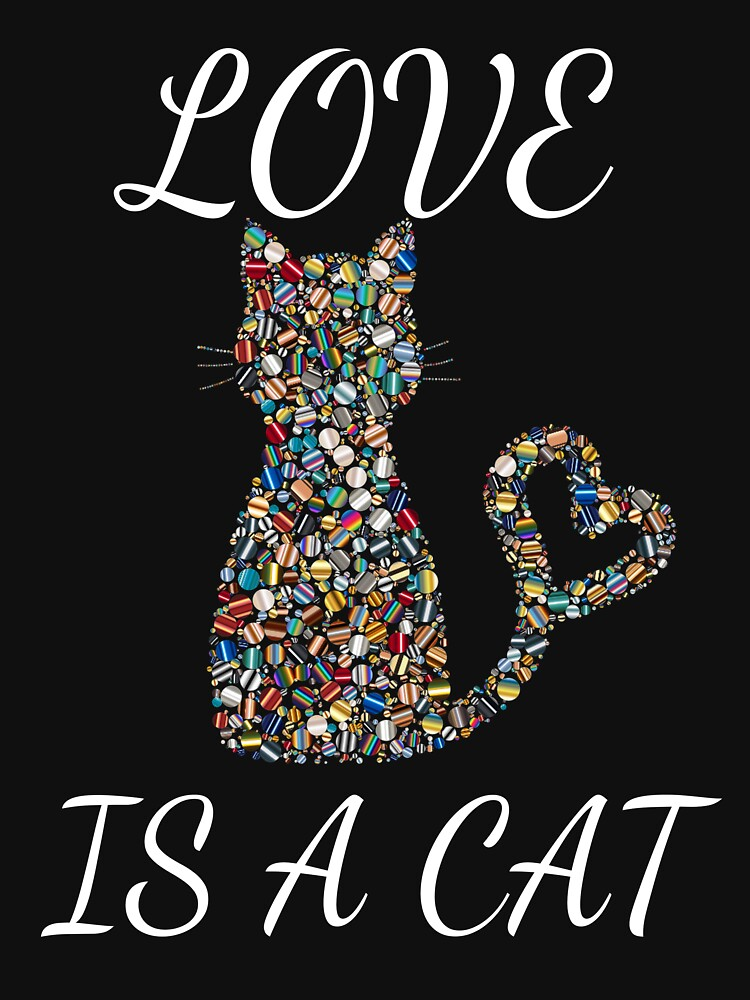 Love is a cat by BurdleDurdle