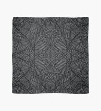 Ab Lace Black and Grey Scarf