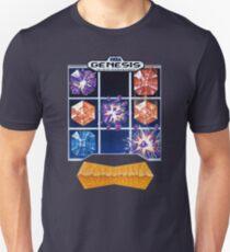 Columns (Genesis Box Art) Unisex T-Shirt