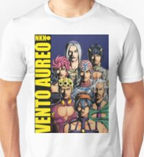 Jojo Watchmen homage T-Shirt