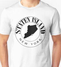 Staten Island Stamp T-Shirt