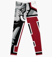 University of Alabama Elephant Leggings