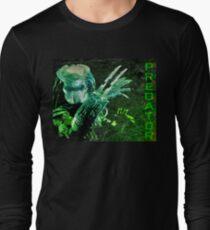 Predator Movie Poster Long Sleeve T-Shirt