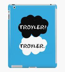 Troyler - TFIOS iPad Case/Skin
