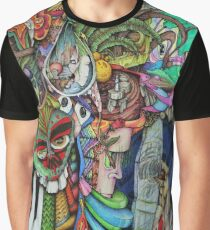It Is In Here You'll Find Me Hiding Graphic T-Shirt