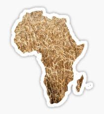 African bread basket Sticker