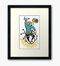alpinist Framed Print