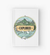 EXPLORER Hardcover Journal