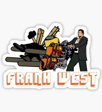BAD MOFO FRANK Sticker
