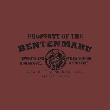 Benten Work Shirt by EpcotServo
