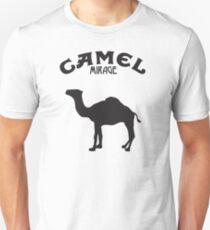 Camel Mirage Band Logo Unisex T-Shirt