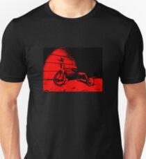 Red Tricycle Unisex T-Shirt