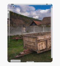 Rural scene iPad Case/Skin
