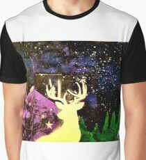 Majesty Graphic T-Shirt