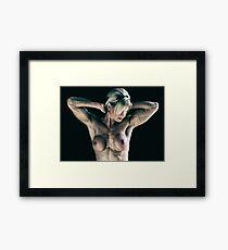 Body by Beauty  Framed Print