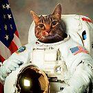 AstroCat by AJ Paglia