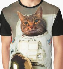 AstroCat Graphic T-Shirt