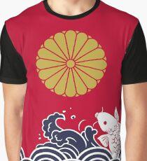 Nippon - Japonisme Series Graphic T-Shirt