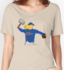Noah Syndergaard Women's Relaxed Fit T-Shirt