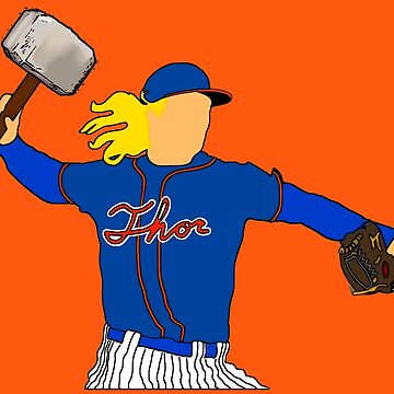 Noah Syndergaard by FPrints
