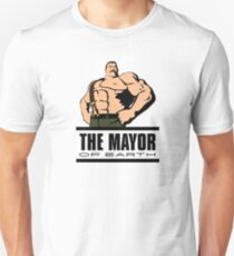 THE MAYOR OF EARTH Unisex T-Shirt
