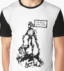 I am King of This Land Graphic T-Shirt