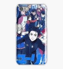 YURI ON ICE POSTER MAX RESOLUTION iPhone Case/Skin
