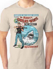 The Amity Great White Unisex T-Shirt
