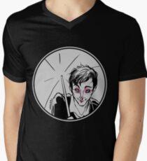 Rainy Gotham Men's V-Neck T-Shirt
