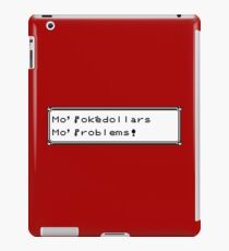 Mo' Problems - Red Version iPad Case/Skin