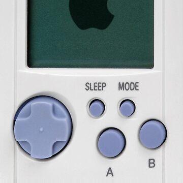 Dreamcast VMU Phone Case by alextana