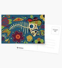 Pescado Muerto Greeting Card