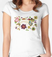 Pescado Muerto Women's Fitted Scoop T-Shirt