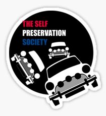 Mini Cooper S - Italian Job Sticker