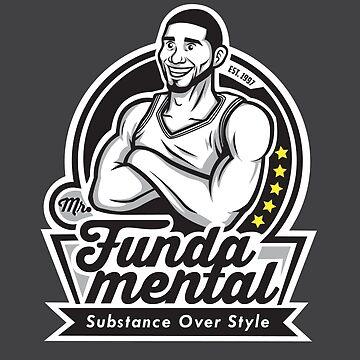 Mr. Fundamental by normannazar